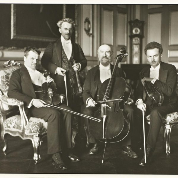 Gewandhaus Quartet 1921, printed 1990 August Sander 1876-1964 ARTIST ROOMS  Tate and National Galleries of Scotland. Lent by Anthony d'Offay 2010 http://www.tate.org.uk/art/work/AL00095